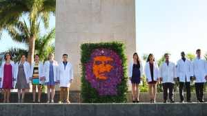 'Ending blockade of Cuba would strengthen world science and health'