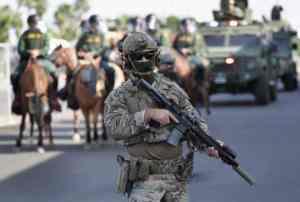 ICE deploys paramilitary units against sanctuary cities
