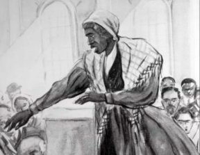 Sojourner Truth: 'And ain't I a woman?'