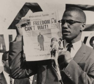 Malcolm X: A human rights activist moving towards socialism
