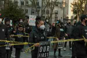 New York cops practice viral profiling