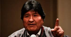 Evo Morales denounces latest coup plot, warns of an imminent massacre