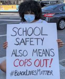 Brooklyn march: Stop unsafe school reopening plan!