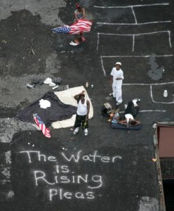 Never forget Katrina – Black lives matter!