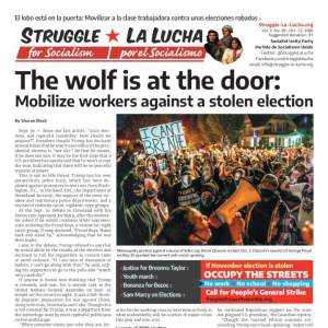 Struggle ★ La Lucha PDF - Oct. 12, 2020
