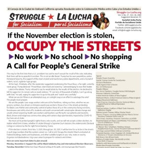 Struggle ★ La Lucha PDF - Oct. 26, 2020