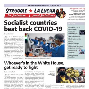 Struggle ★ La Lucha PDF - Nov. 30, 2020