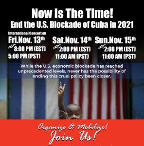 Facebook bans Cuba solidarity conference