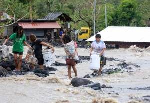 Philippines: Mass mobilization for disaster response and recovery