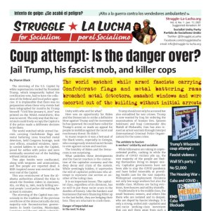 Struggle ★ La Lucha PDF - Jan. 11, 2021