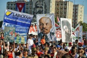 In Cuba, 'We remember Lenin as we remember Fidel'