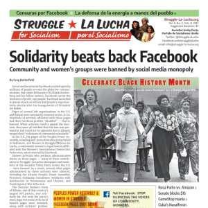 Struggle ★ La Lucha PDF - Feb. 8, 2021