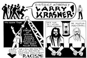 To: Philadelphia District Attorney Larry Krasner: Stop defending Mumia Abu-Jamal's unjust conviction
