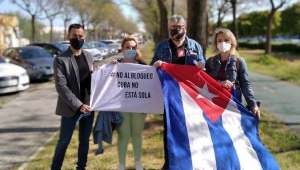 Protests in 60+ countries reject genocidal U.S. blockade on Cuba