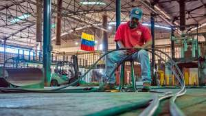 How Venezuela is rebuilding its industrial base, one volunteer at a time