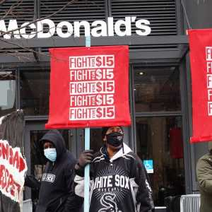 Where's our $15 minimum wage?