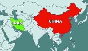 China-Iran agreement to bust U.S. economic sanctions
