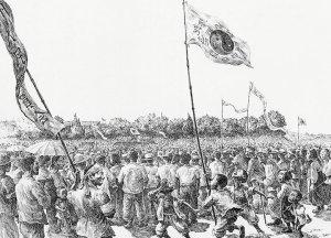 1948 Jeju uprising in Korea: Anti-imperialist resistance drowned in blood by U.S. military regime