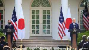 U.S.-Japan statement threatens China with nuclear weapons