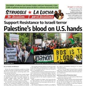 Struggle ★ La Lucha PDF - May 17, 2021