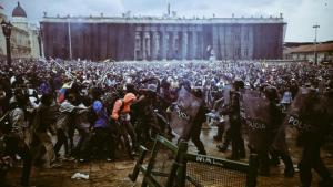 Massive protests sweep Colombia despite repression