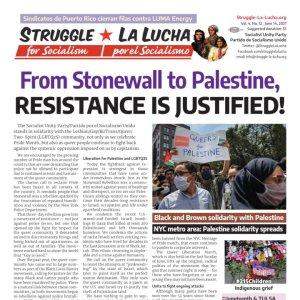 Struggle ★ La Lucha PDF - June 14, 2021
