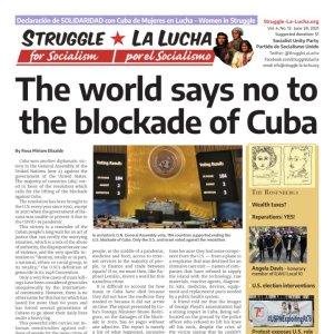 Struggle ★ La Lucha PDF - June 28, 2021