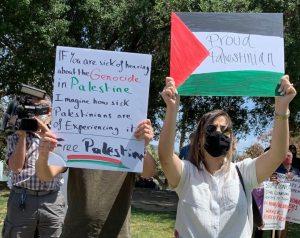Los Angeles teachers organize to support Palestine