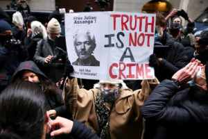 Julian Assange and the U.S. war on truth-tellers