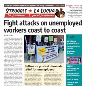 Struggle ★ La Lucha PDF - July 12, 2021