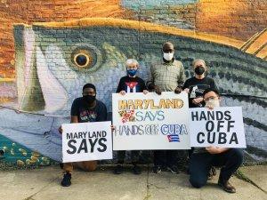 Baltimore joins world demand to end Cuba blockade