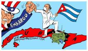Longshore union backs Cuba's fight against U.S. blockade
