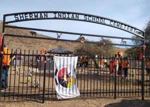 Caravan condemns residential school legacy, honors Indigenous resistance