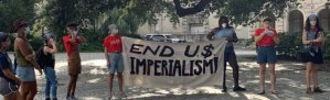 New Orleans marches against U.S. imperialism