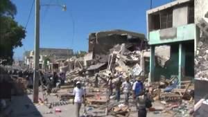 Haiti needs aid not intervention!