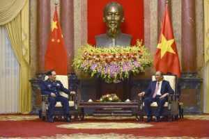 Vietnam resists Washington's anti-China campaign