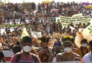 Indigenous People of Brazil fight for their future