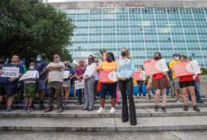 Union victory for NOLA city workers as council ratifies $15 minimum wage