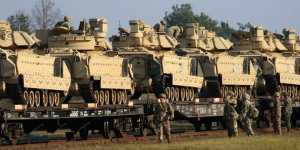 Propping up the U.S. military is driving the economy down