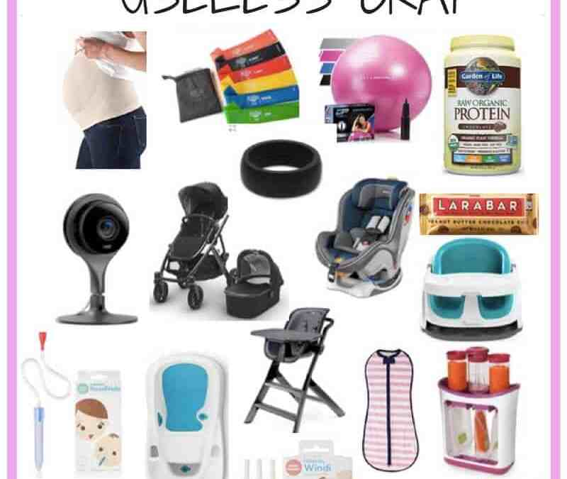 The Ultimate List Of Mommy Essentials