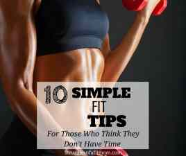 10 quick and easy weight loss tips