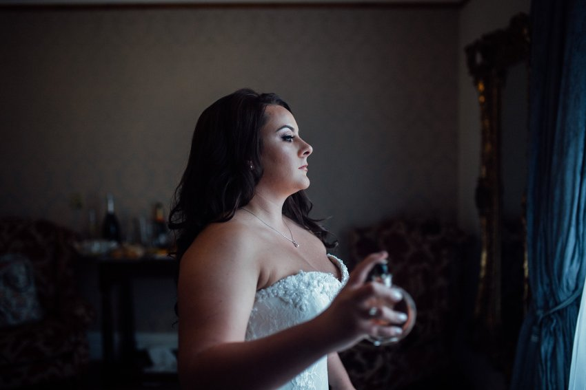 West Tower Wedding Photos