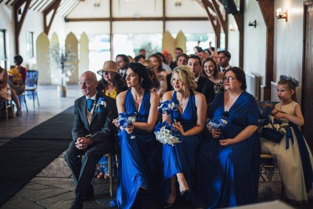 bridesmaids emotional