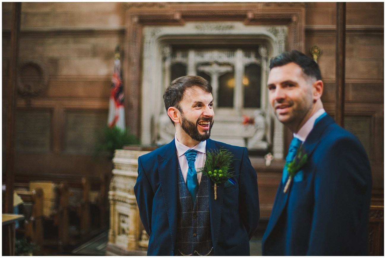 30 James Street Wedding