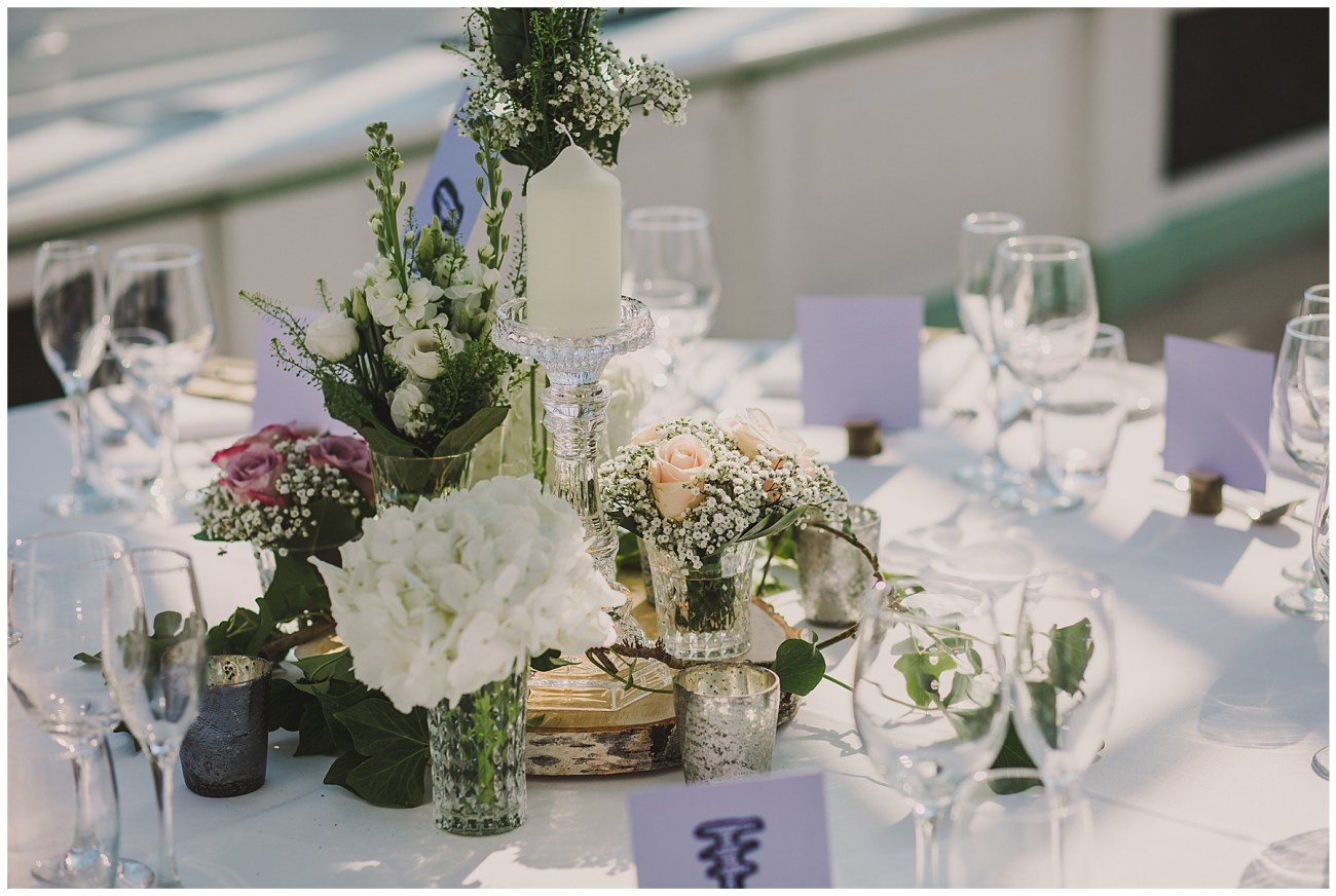 Isla Gladstone Conservatory Wedding