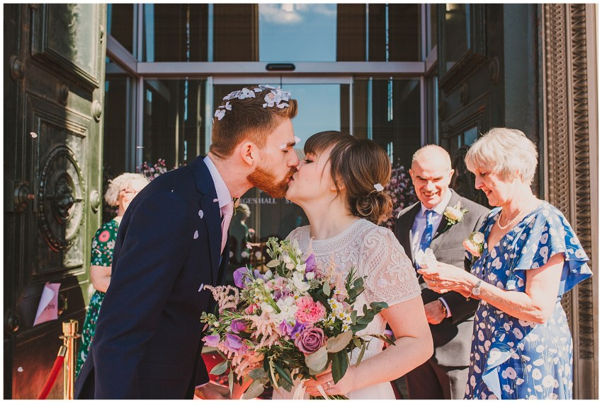 St George's Hall Elopement