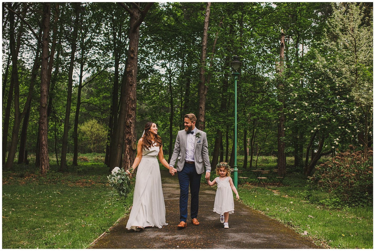 The Pumping House Wedding