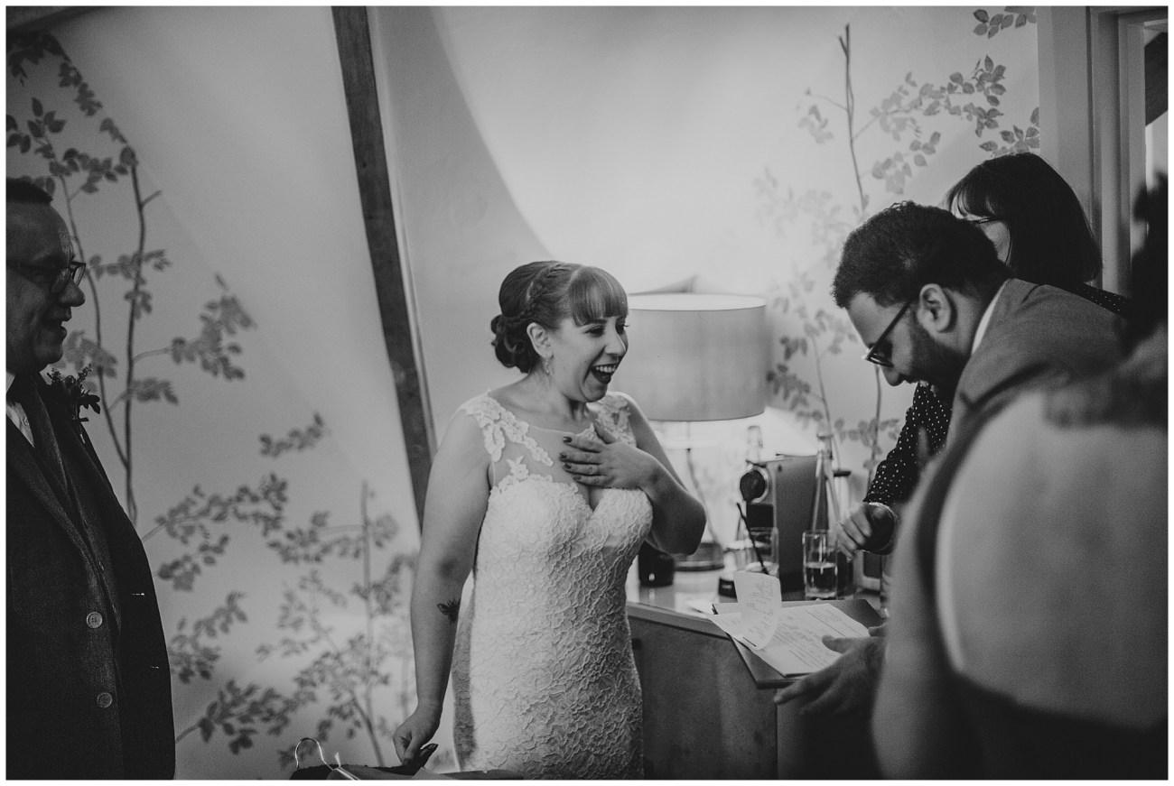 bride and registrars