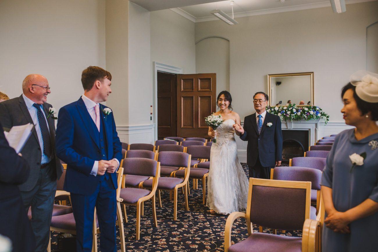 sefton suite wedding