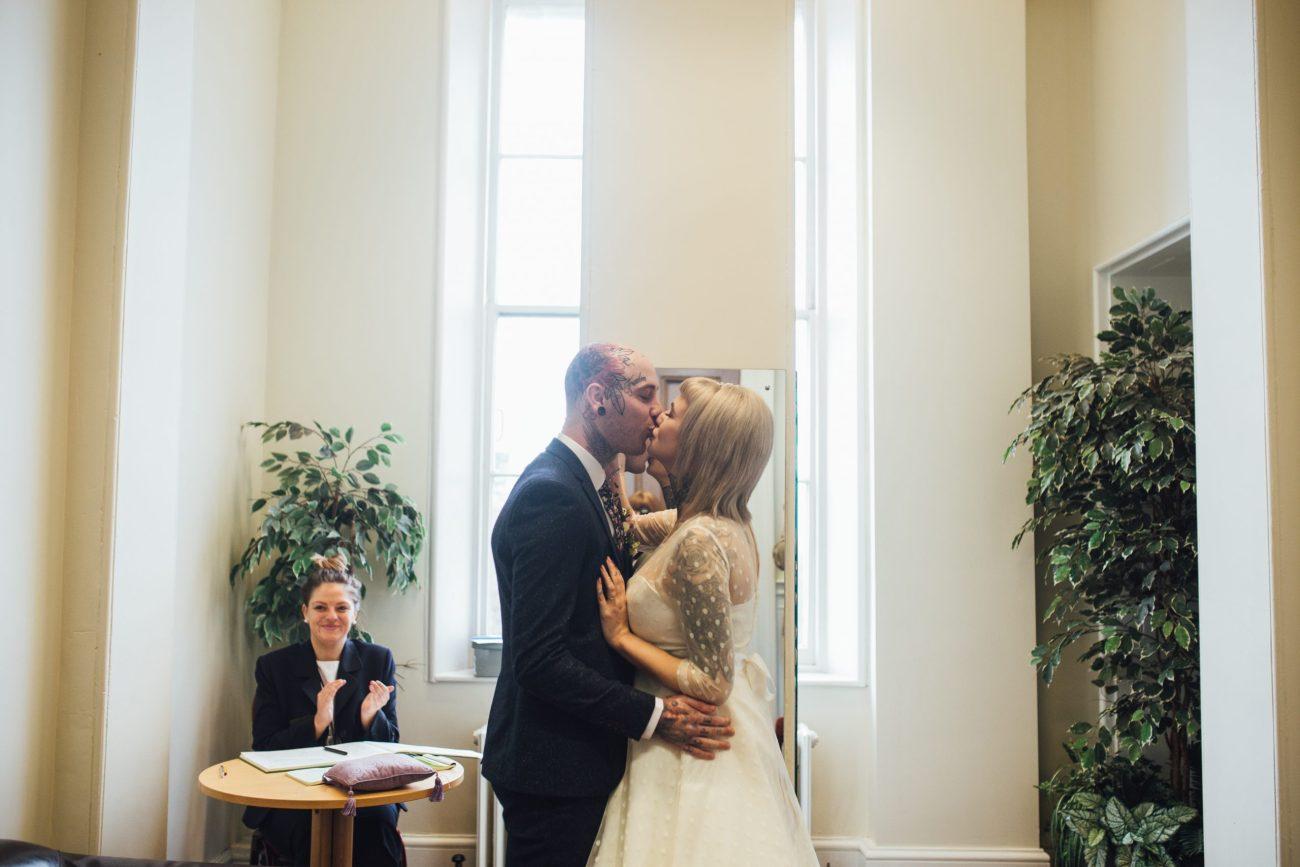 rose room wedding